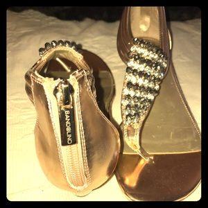 Bandolino Wedged Low Heels Sandals